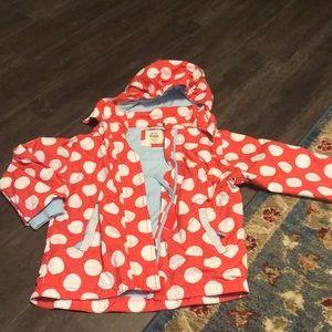 Mini Boden sz 7/8 jacket windbreaker
